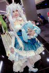 Vocaloid - Snow Hatsune Miku 2019 by XenoTan