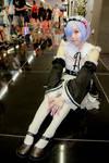 Re: Zero Kara Hajimeru Isekai Seikatsu - Meido Rem by Xeno-Photography