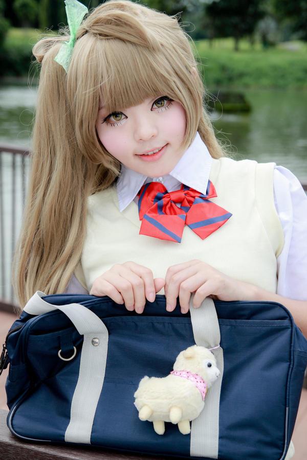 Love Live! - Summer School Minami Kotori