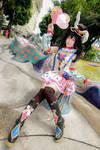 Love Live! - Circus Yazawa Nico