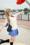 Love Live! - Summer School Minami Kotori by Xeno-Photography