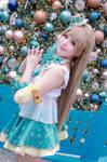 Love Live! - Christmas Minami Kotori by Xeno-Photography