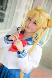 Sailor Moon - Tsukino Usagi
