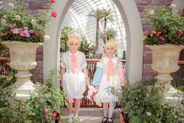 Vocaloid Lost Forest - Kagamine Rin x Len