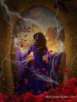Little lightning Girl by Watsoz