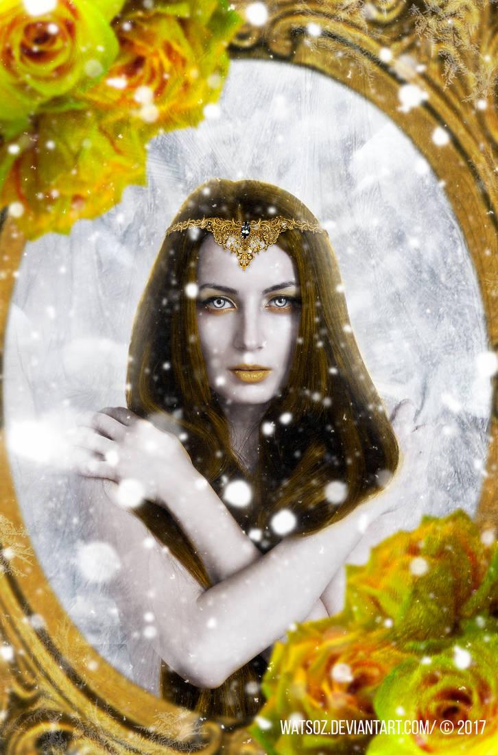 Golden Girl by Watsoz