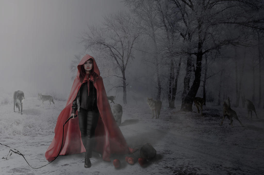 Red Riding Hood by Watsoz