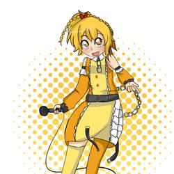 Momo Kisaragi by suzie55