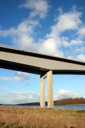 Foyle Bridge 2 by betweentwowinters