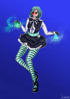 Witch by Skrilen