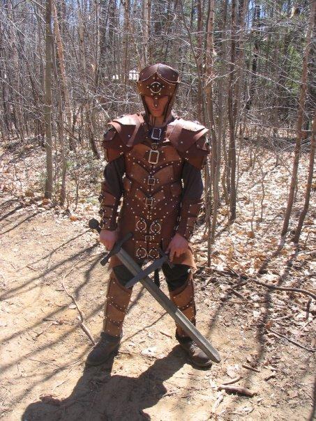Daregan Armor by draks