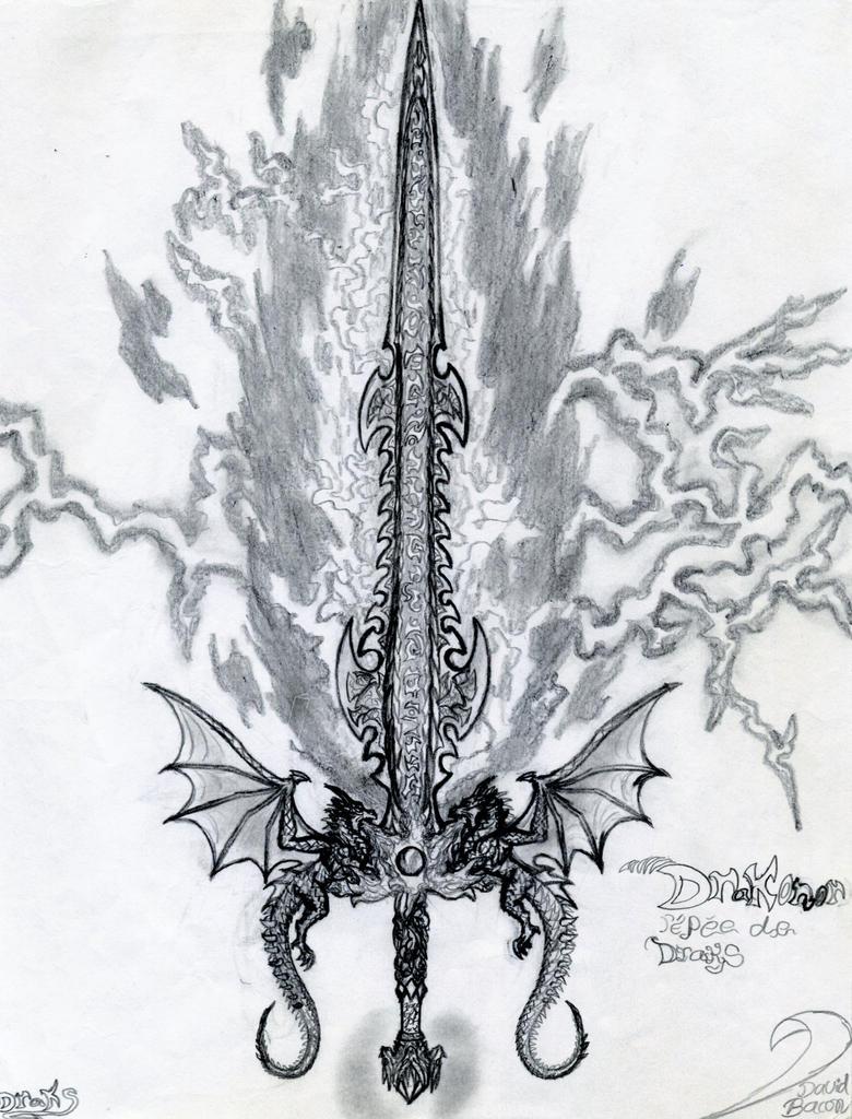 Drakonor the sword of Draks by draks