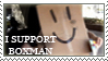 Boxman Stamp by SmoshClub