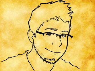 Self Portrait by KuraiKaze