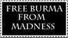 Free burma by Dolly40