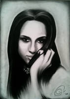 Alicia Keys by Punt-Art