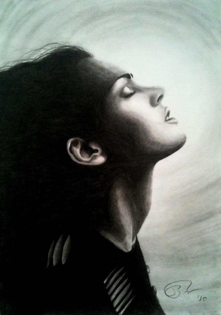 Megan Fox by Punt-Art