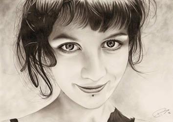 Miss Shadoisk by Punt-Art