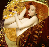 Kristina Klimt by gzlovillar