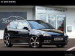 Ford Focus S-W Tuning