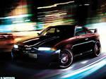 Nissan Skyline GT-R Dynamiq