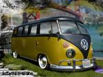 Volkswagen Transporter Mk I.