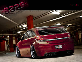 Opel Astra H OPC by SzZsolti