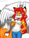 Angelic Fox