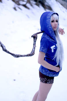 'My name is Jack Frost, and I'm a Guardian.'