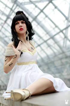 Isabelle Lightwood - Greek Goddess