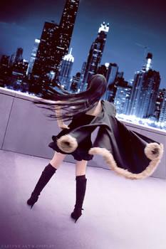 Skyline - Izaya Orihara