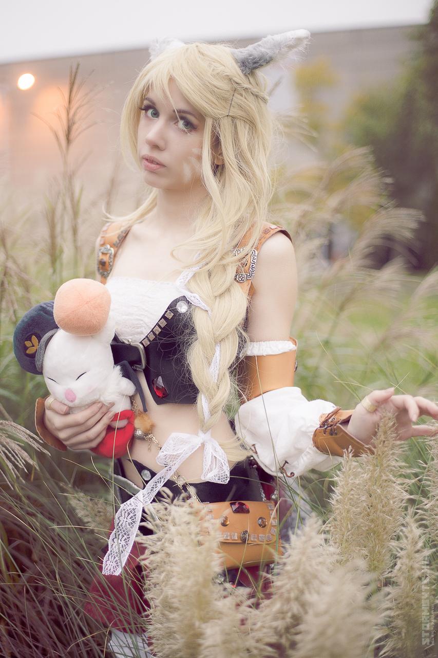 Autumn - Miqote - Final Fantasy XIV