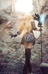 Holly Light - Miqote BlackMage - Final Fantasy XIV