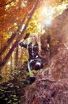 Autumn - Miqo'te Black Mage - Final Fantasy XIV