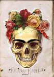 Frida Kahlo last portrait