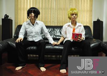 PV : Just Be Friends- SASUNARU by valxonia