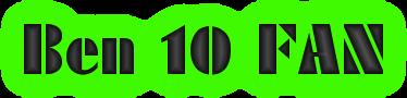Ben 10 Fan by cottonthehedgie