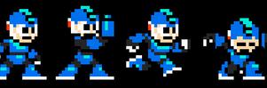 Mega Man Neo 8-Bit (UPDATED) by MetalSonic30