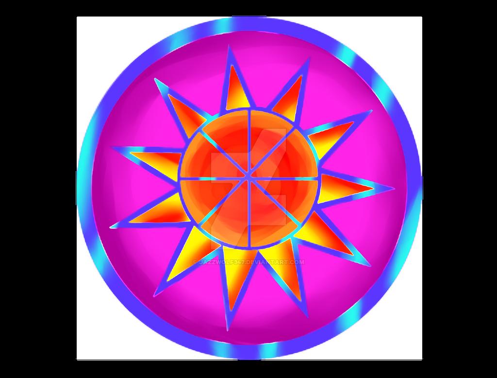 Sun Pattern by Jazzwolf347