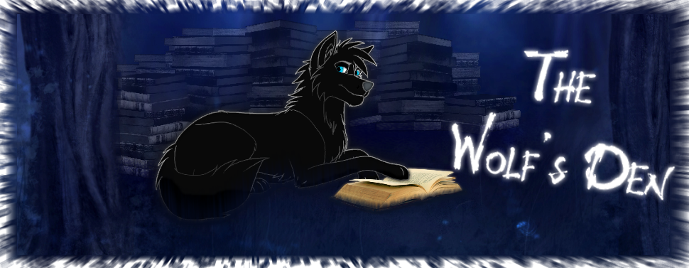 The Wolf's Den Banner by StormyWolf