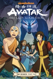 Avatar: The Last Airbender The Search Part 2