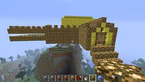 Minecraft Light Castle- FINISHED