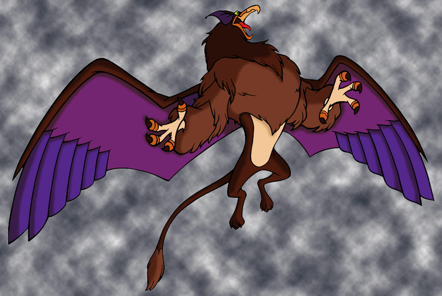 Griffin From Quest for...