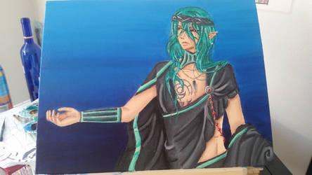Hades Aidoneus by MurasakixHime