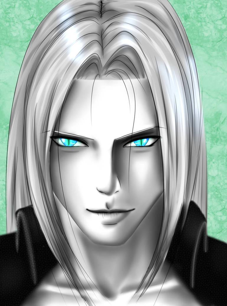 Sephiroth by MurasakixHime