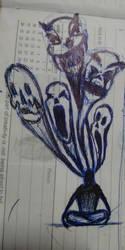 Fun at work- Scribbling: 4 by AshwinMathuria