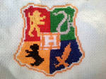 Hogwarts Crest by kookers5707