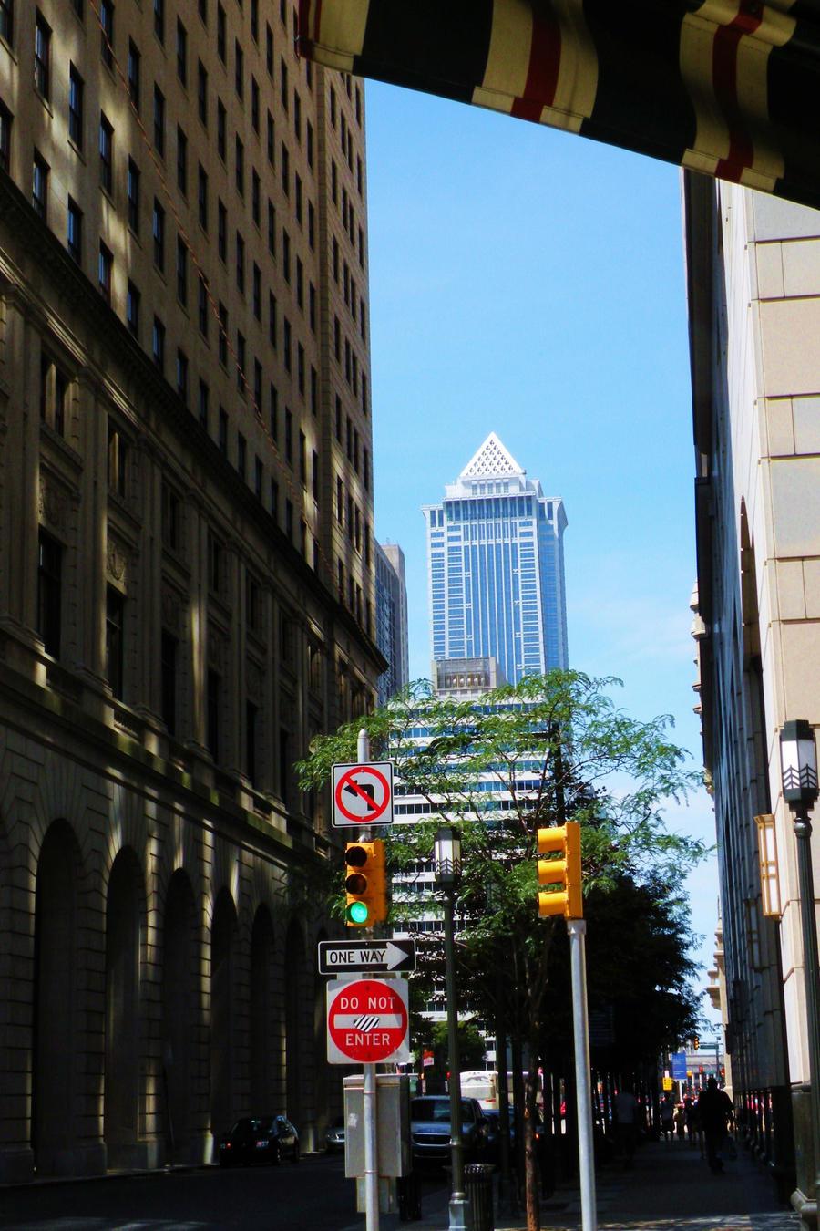 City Street by FrigidRose