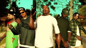 Groove street KING!
