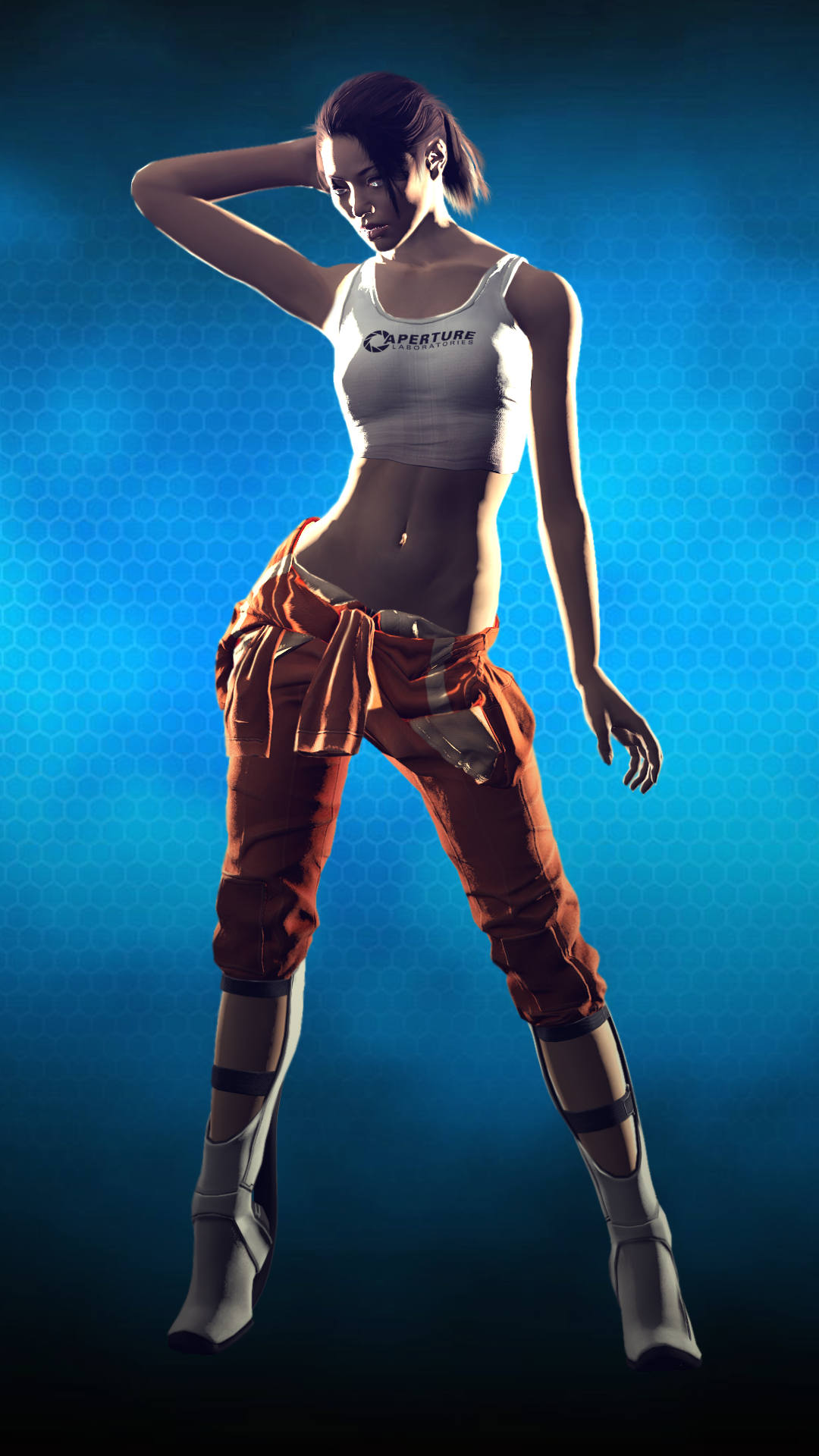 Portal 2 nude nude movies